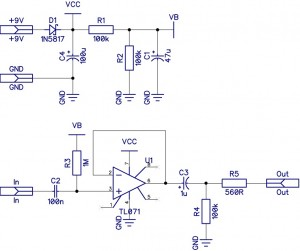 Klon_buffer_schematic